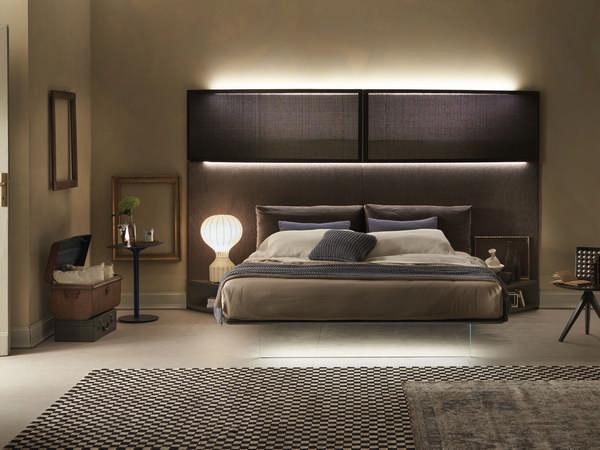 Letti di design fimes for Letti moderni design